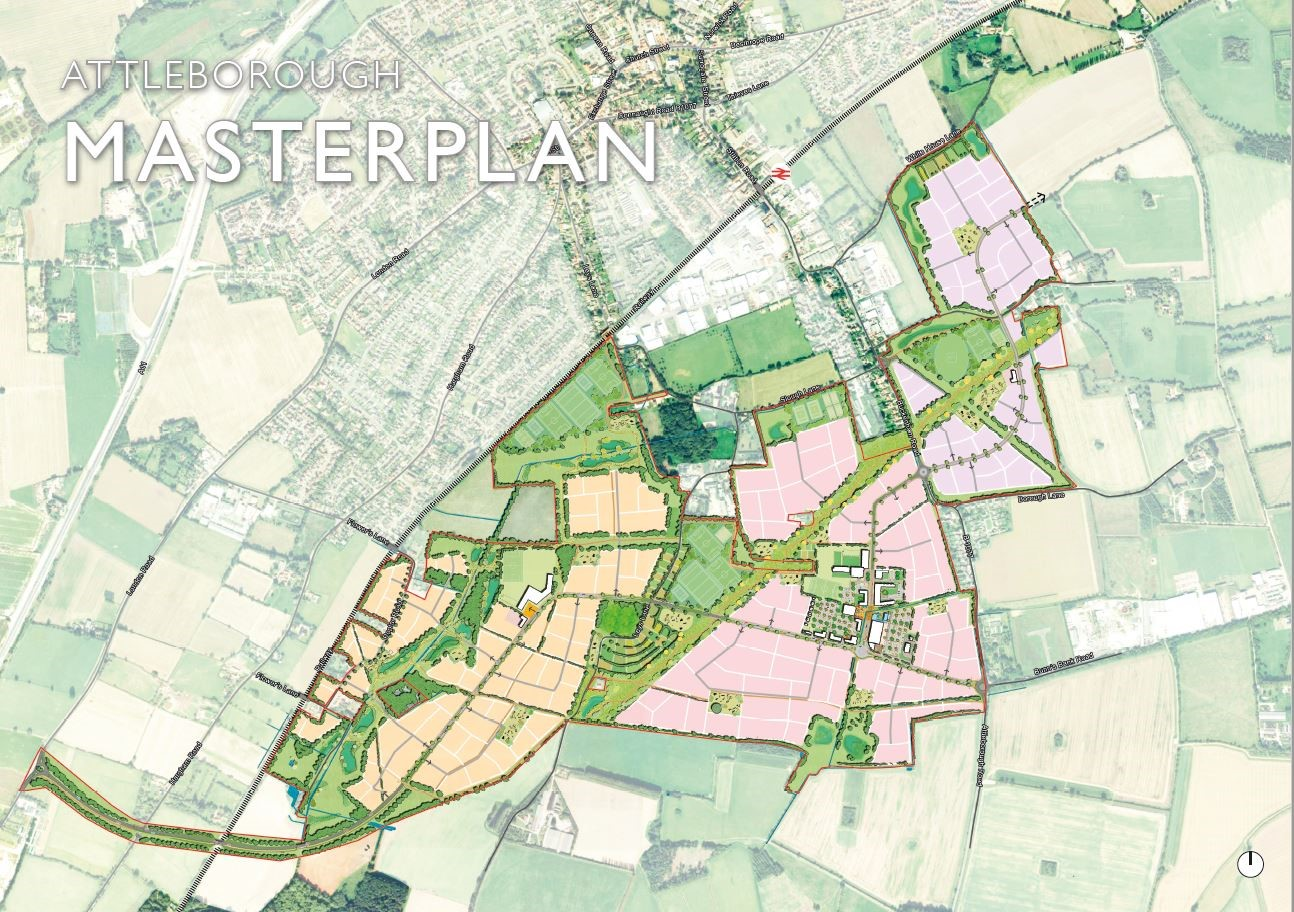 Paramics Discovery model informs important planning decision in Attleborough, Norfolk