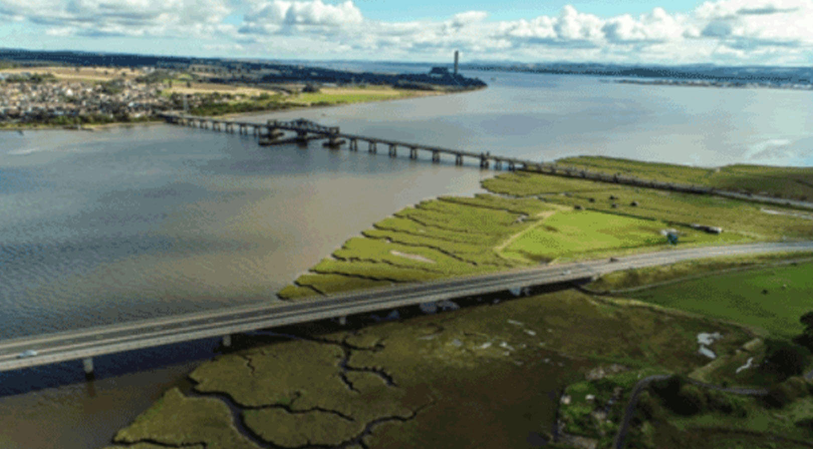 Paramics Discovery used to test the impact of maintenance works on the Kincardine Bridge